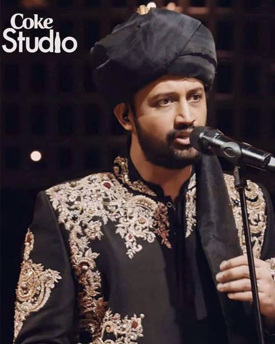 Picture of Atif Aslam