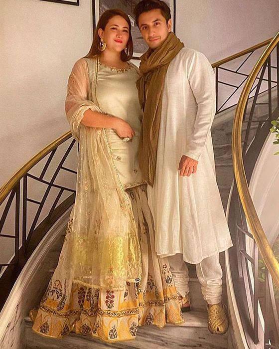 Picture of Ali Zafar & Ayesha Fazli