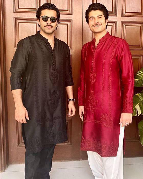 Picture of Sheheryar Munawar & Manoucheher Siddiqui